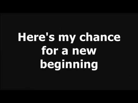 Skillet - One Day Too Late (Lyrics on Screen Video HD