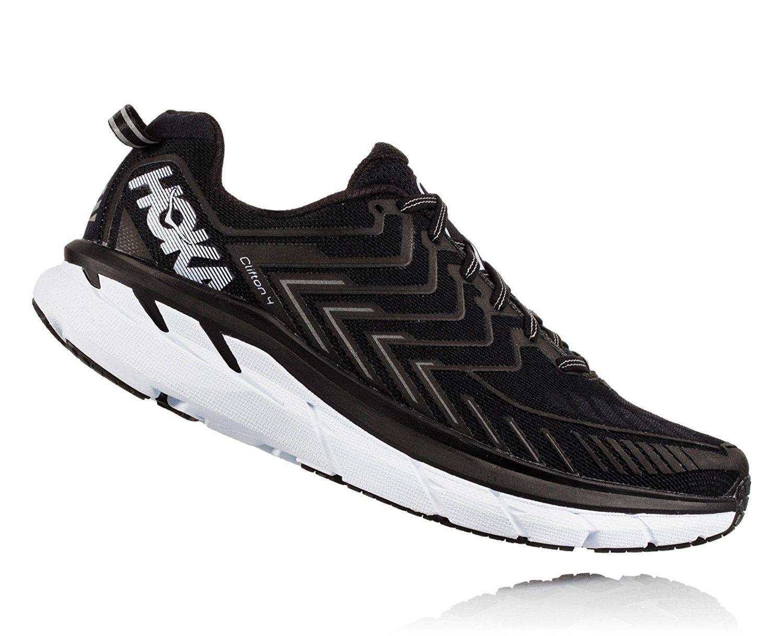 size 40 e3c75 541bd Amazon.com   Hoka One One Women's Clifton 4 Shoe (11, Black ...