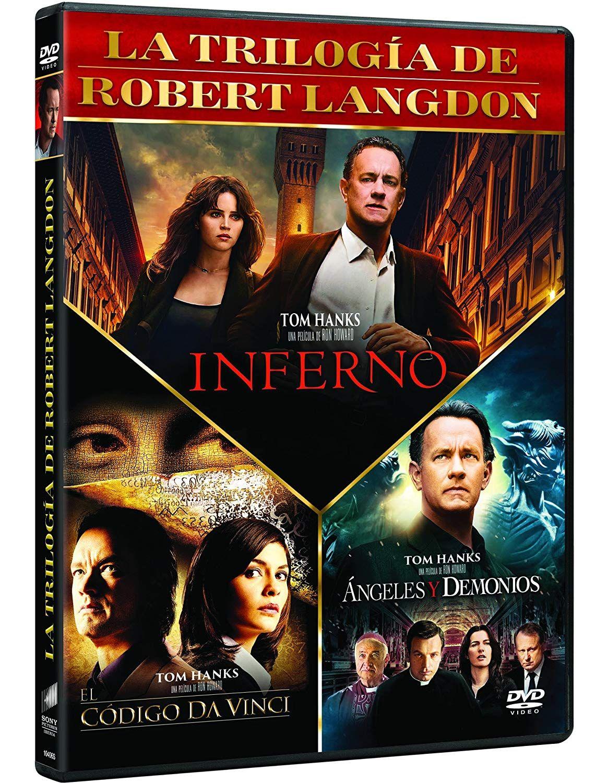Trilog ªa De Robert Langdon Dvd De Trilog Robert Dvd