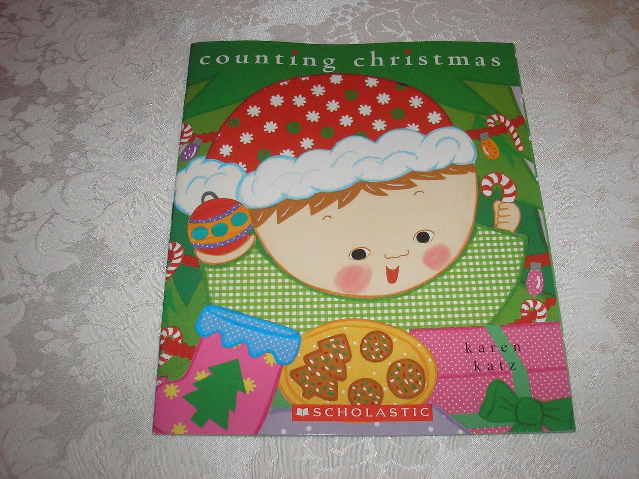 Counting Christmas By Karen Katz