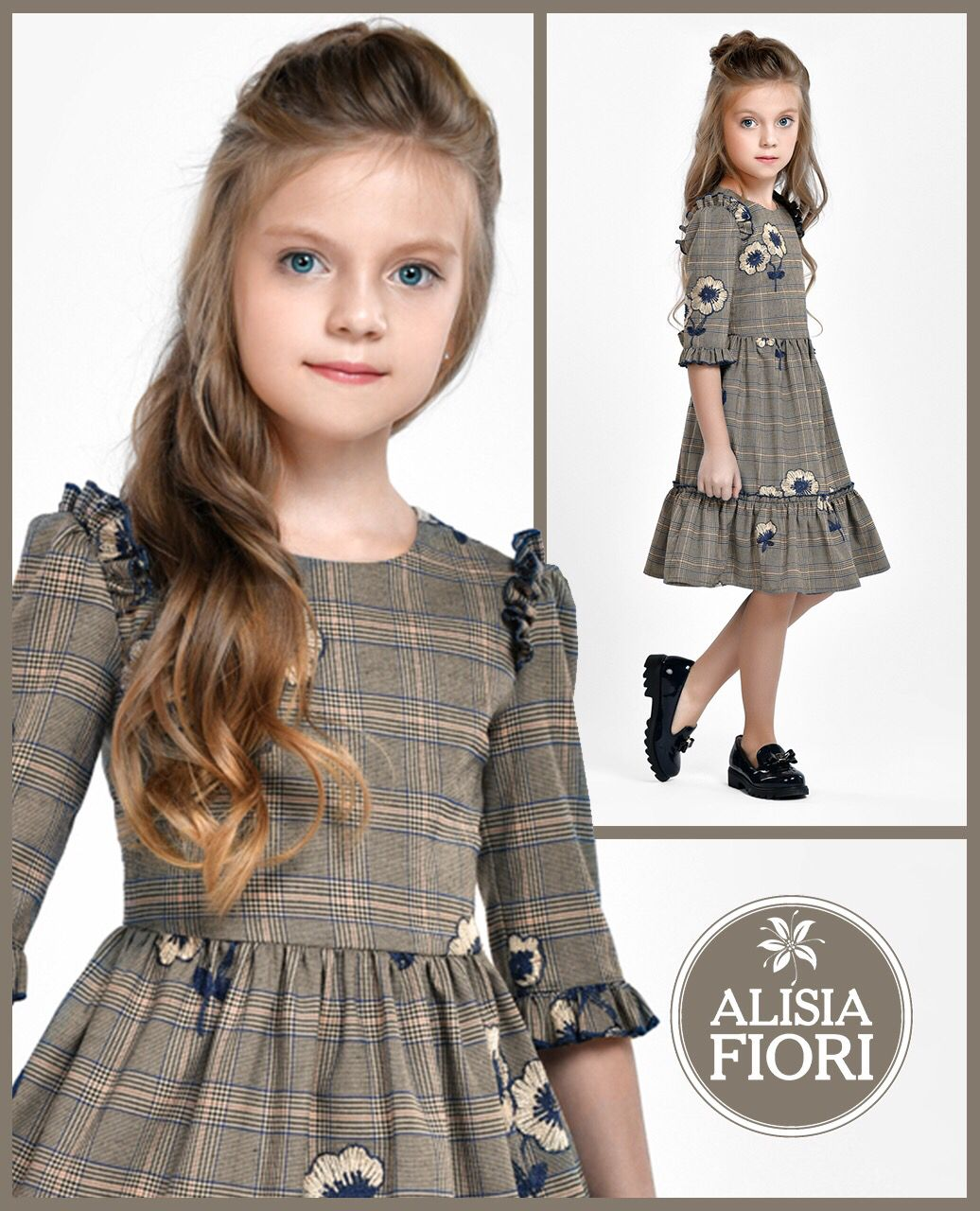 new product ee736 c7c61 Dresses and coats for girls and women. Abiti e cappotti per ...