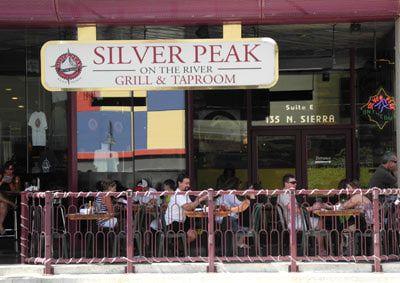 Silver peak reno