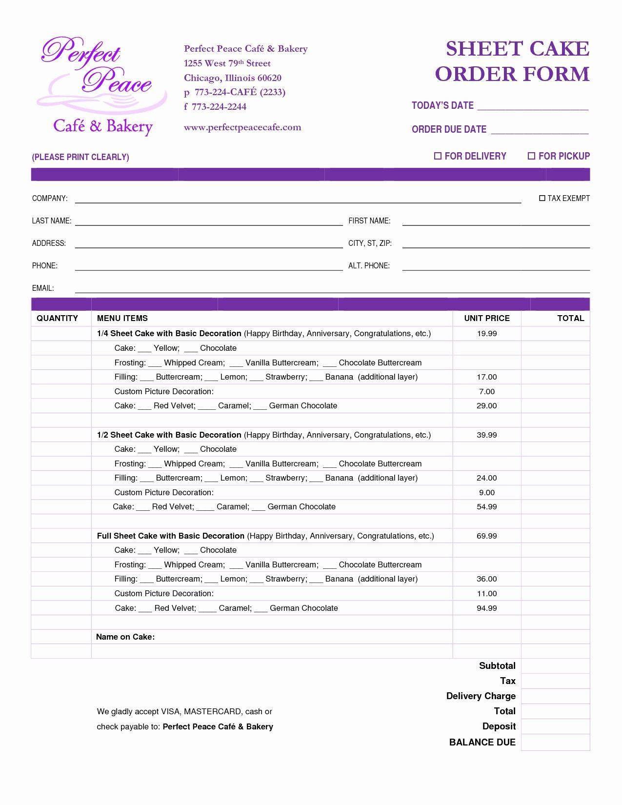 Valid Format For Cake Sponsorship