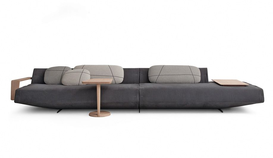 Sydney Azure Magazine Living Room Furnishings Furniture Sofa