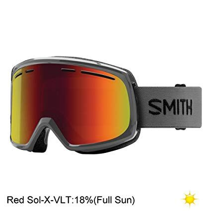 7b80b2b7562 Smith Optics SMITH Range Snow Goggles Review