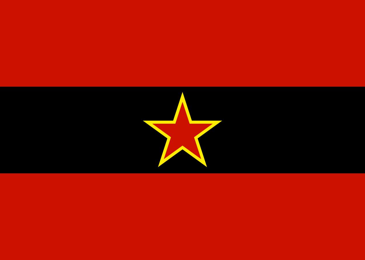 Civil Ensign of Albania 1945-1992   Education   Pinterest