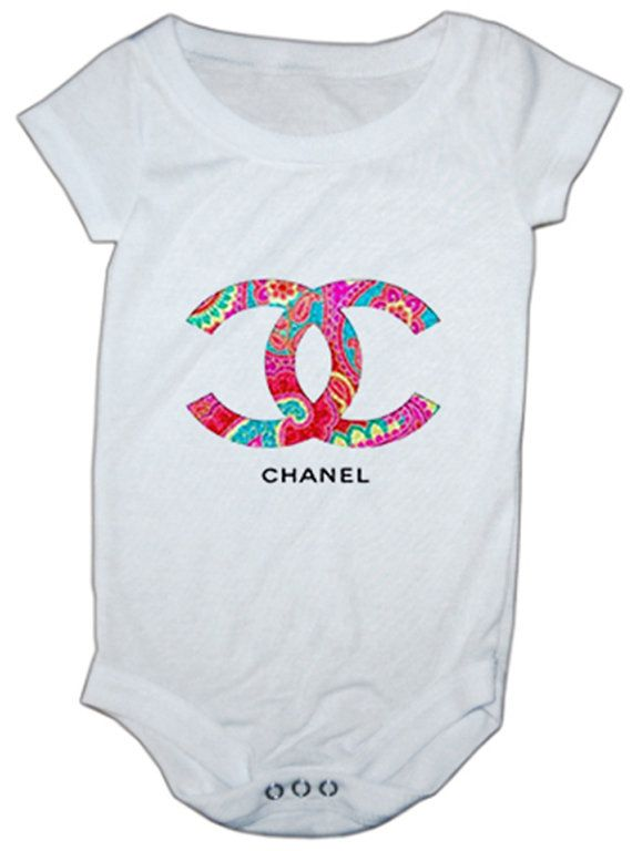 86ffd8964 Baby Chanel, Coco Chanel, Girly Outfits, Baby Outfits, Baby Princess, New