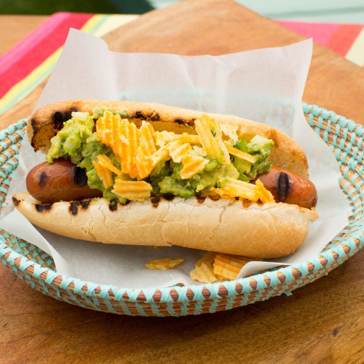 Lazy Mans Chili Dog Picture