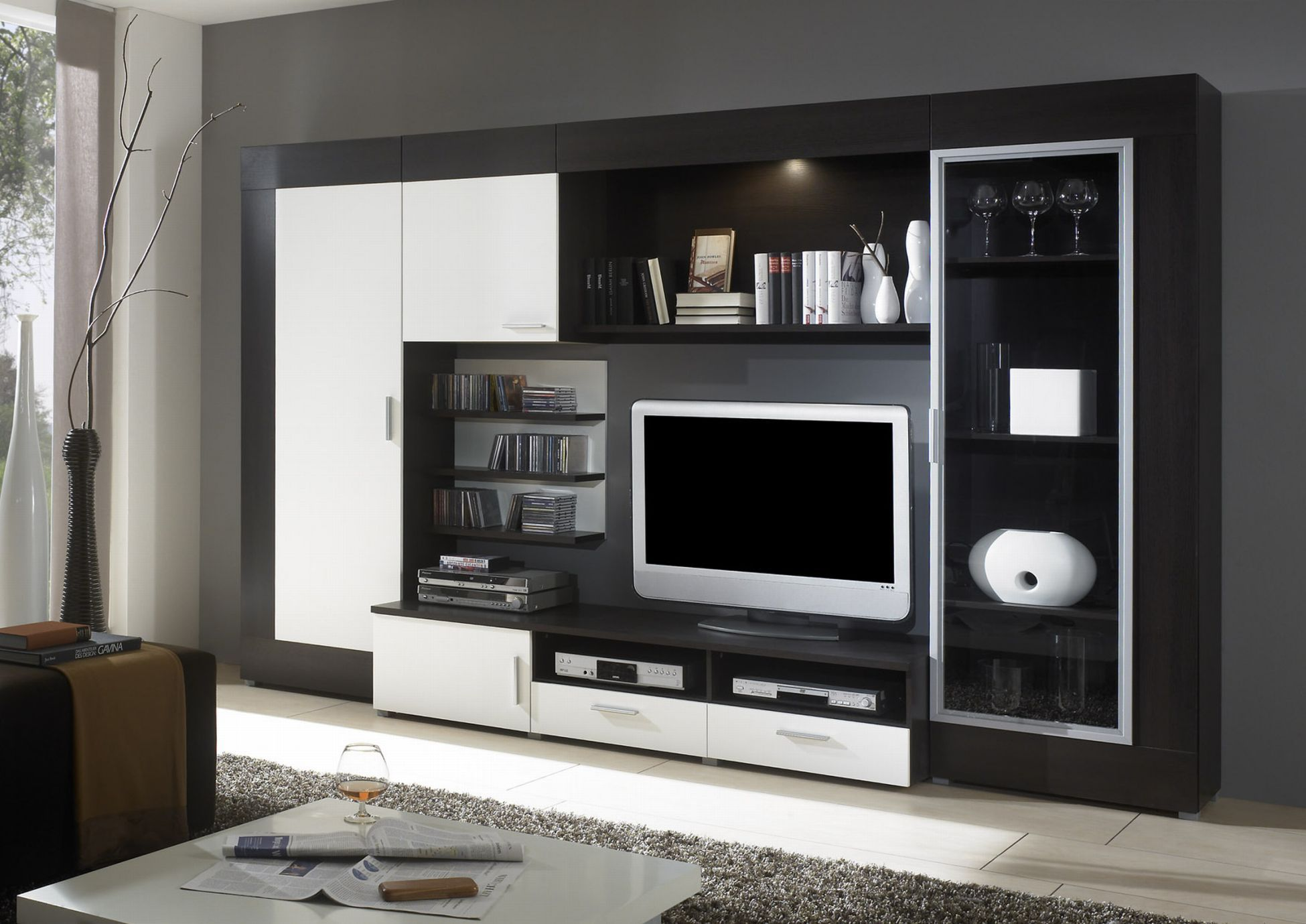 marvelous modern wall cabinets designs inspiration for your ideas  - marvelous modern wall cabinets designs inspiration for your ideas interiorbeautiful white tv wall unit in clean and natty room nuance exclusive an…