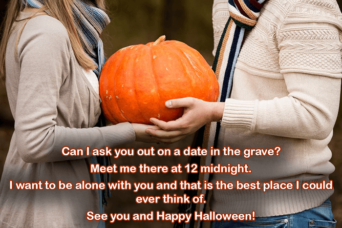Halloween 2020 Quotes Halloween Dating Love Quotes For Her | Happy halloween quotes