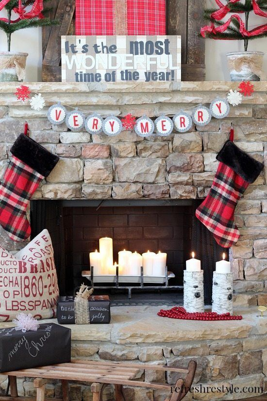 Check out these Mental decorating your house for Christmas (35
