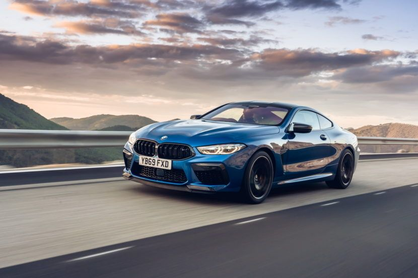 VIDEO BMW M8 Competition featured on Carfection