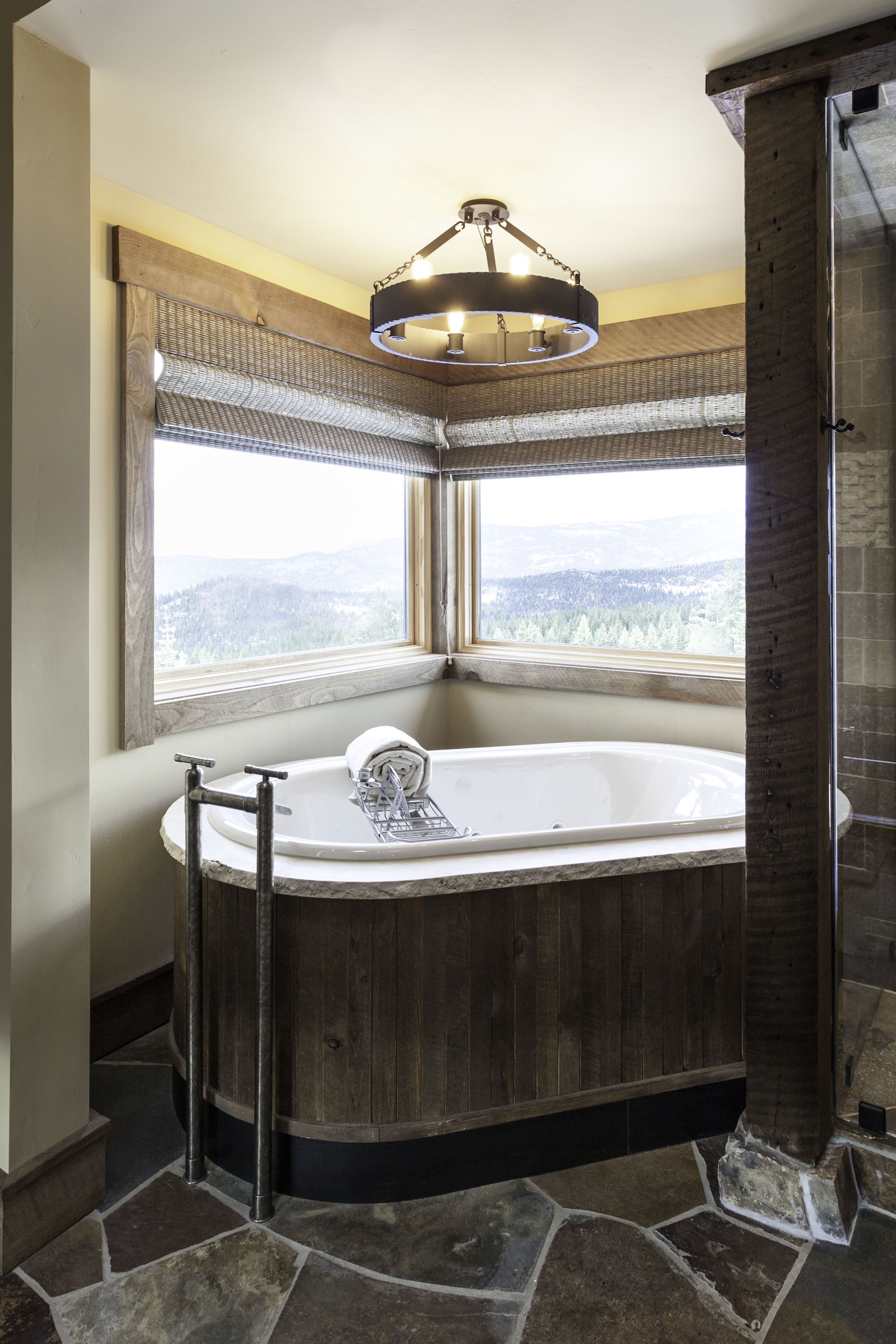 Baring It All With #Industrialstyle Takes Courage Here At #Sonomaforge,