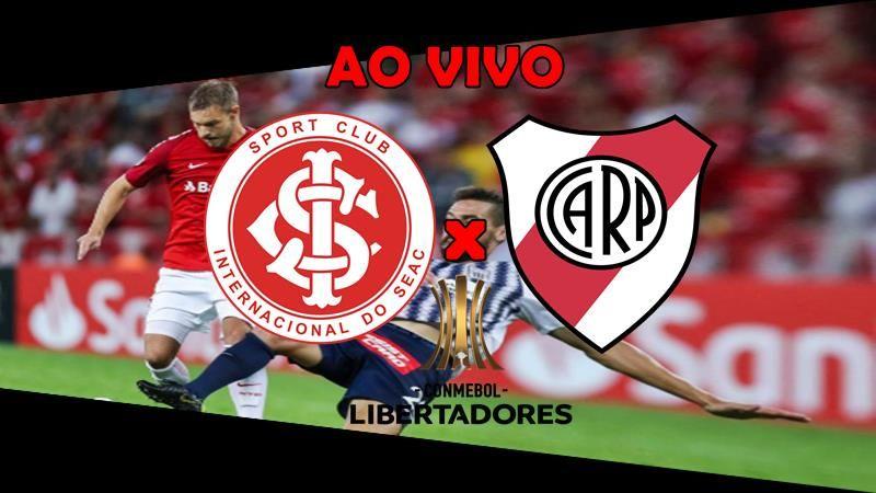 Onde Assistir O Jogo Do Internacional E River Plate Ao Vivo Online O Jogo Acontece No Estadio Beira Rio Em P Libertadores Da America Internacional Tv Fechada