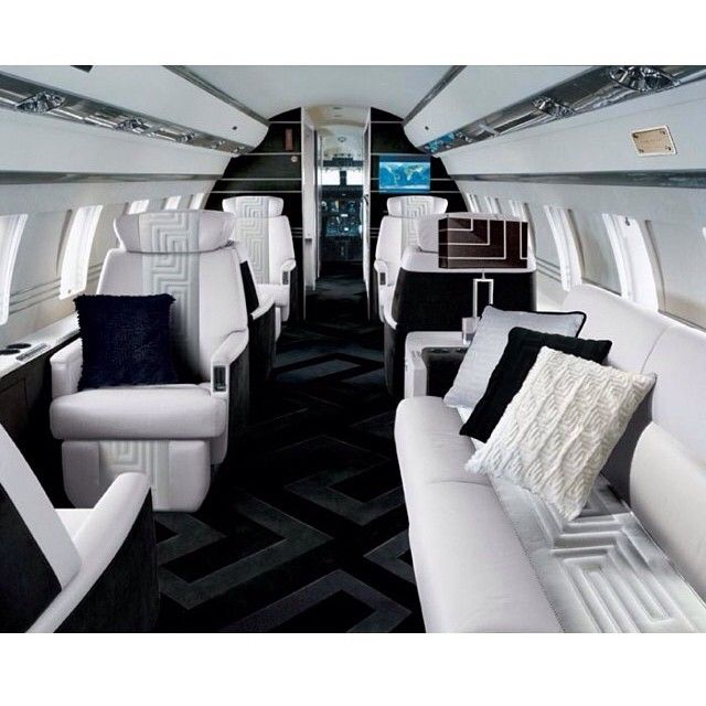 How Amazing Would It Be To Have Your Own Personal Jet Champagne