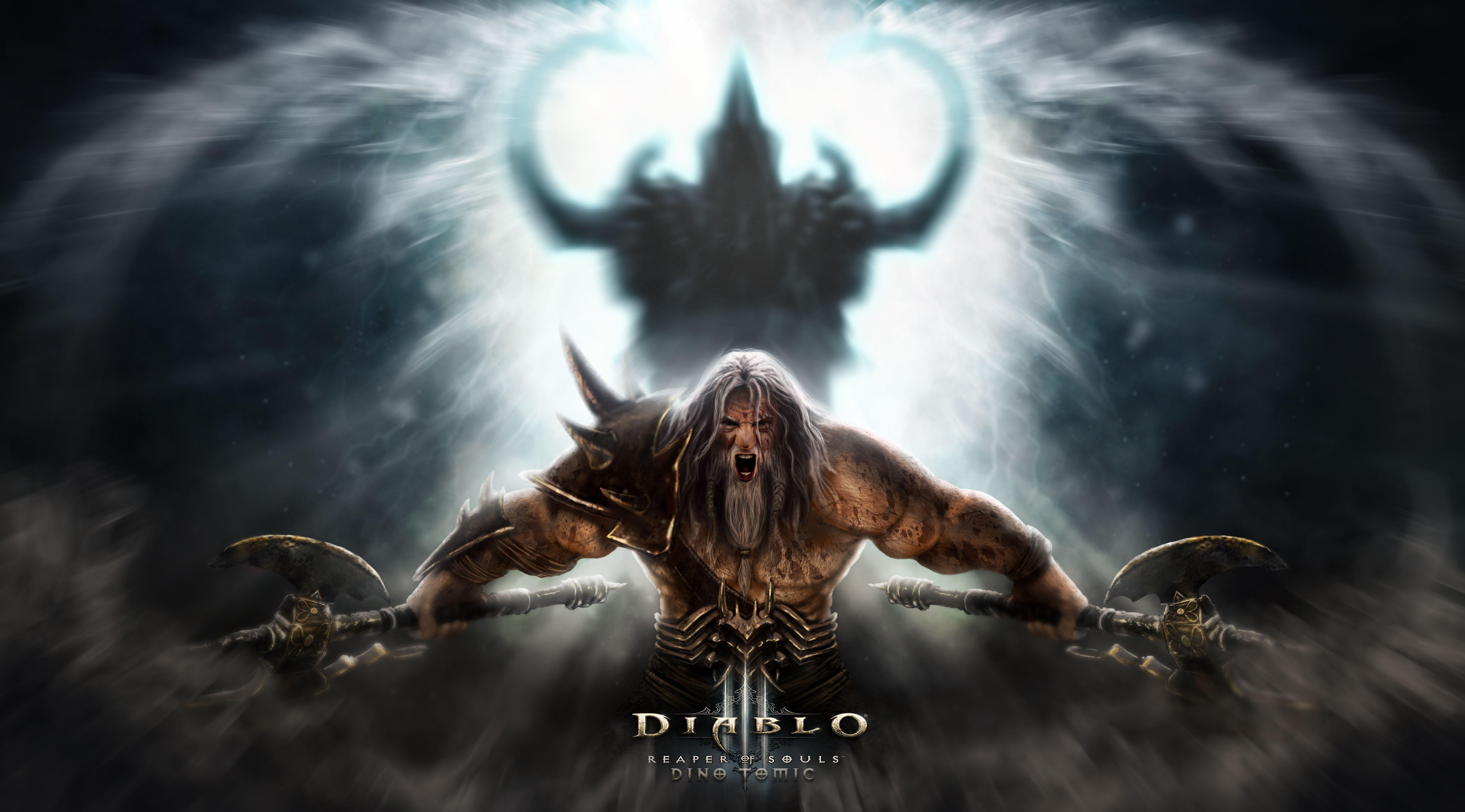 Best Diablo 3 Worrior Wallpaper Games Wallpapers