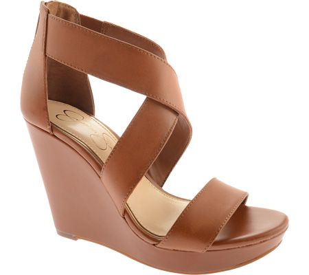 Jessica Simpson Jinxxi Strappy Wedges Buy Shoes Women