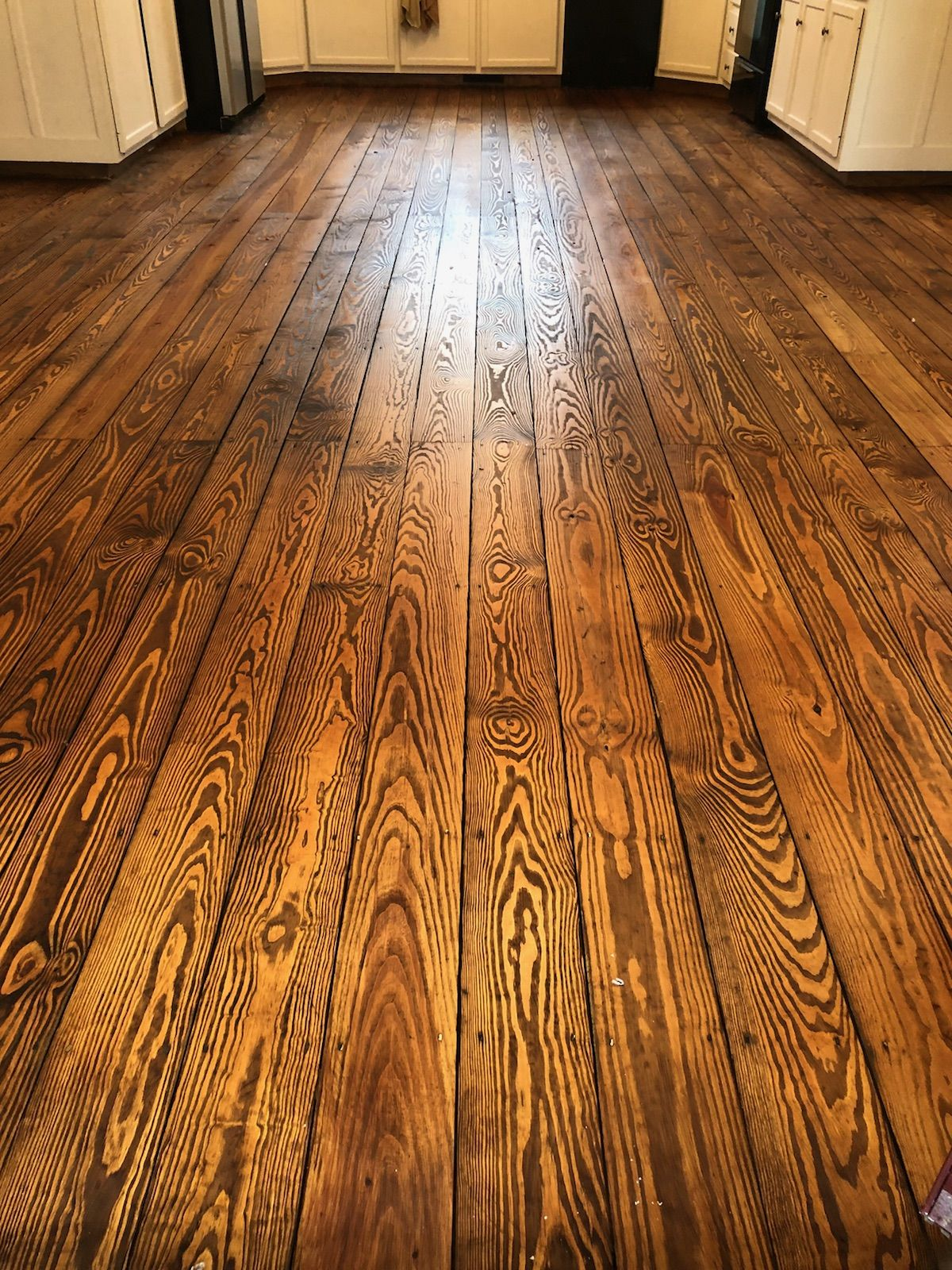 5 1 2 Quot Yellow Pine Stained In Provincial Hardwood Floors