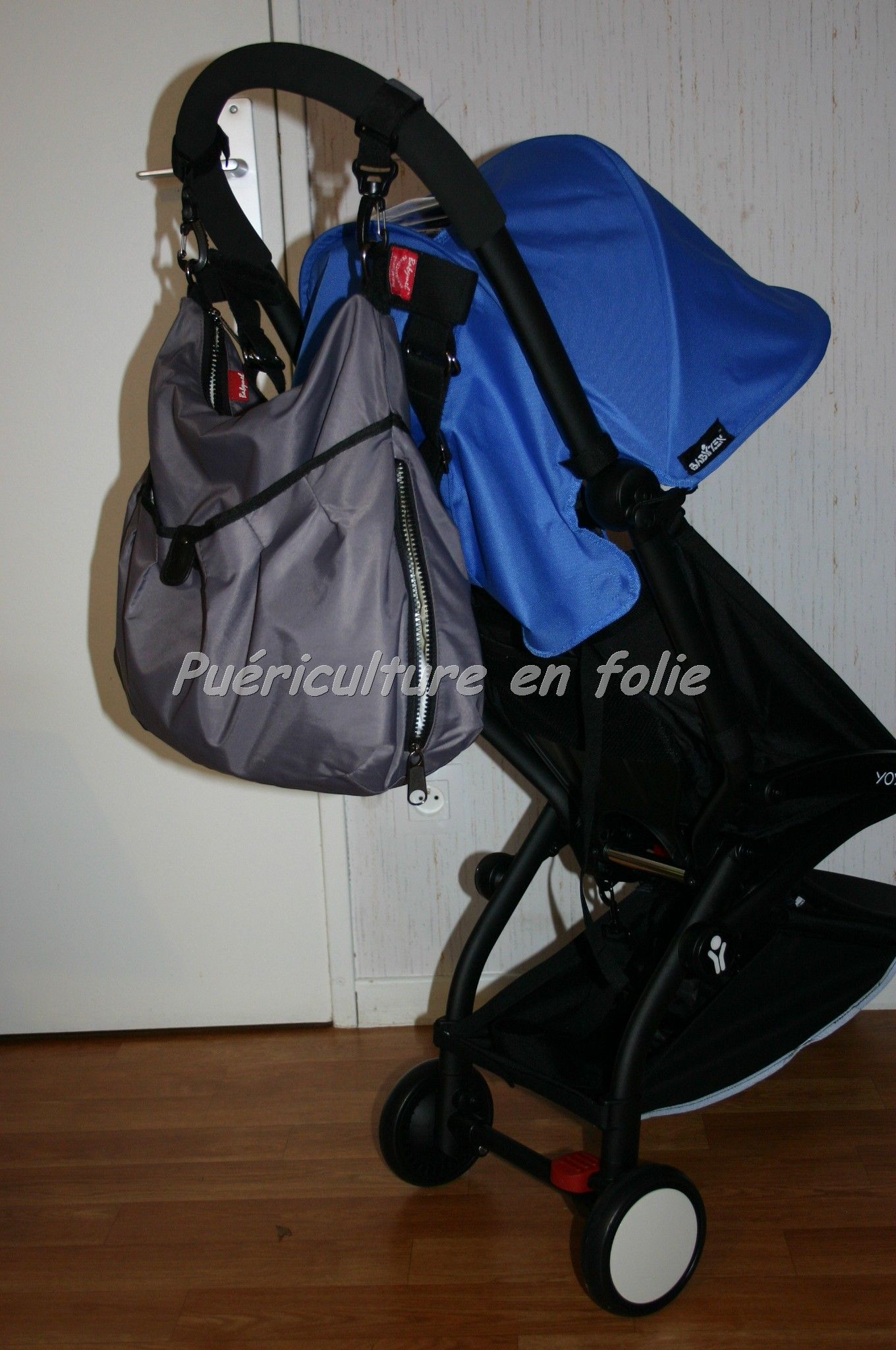 Favori La poussette ne bascule pas même avec un sac à langer accroché au  AW95