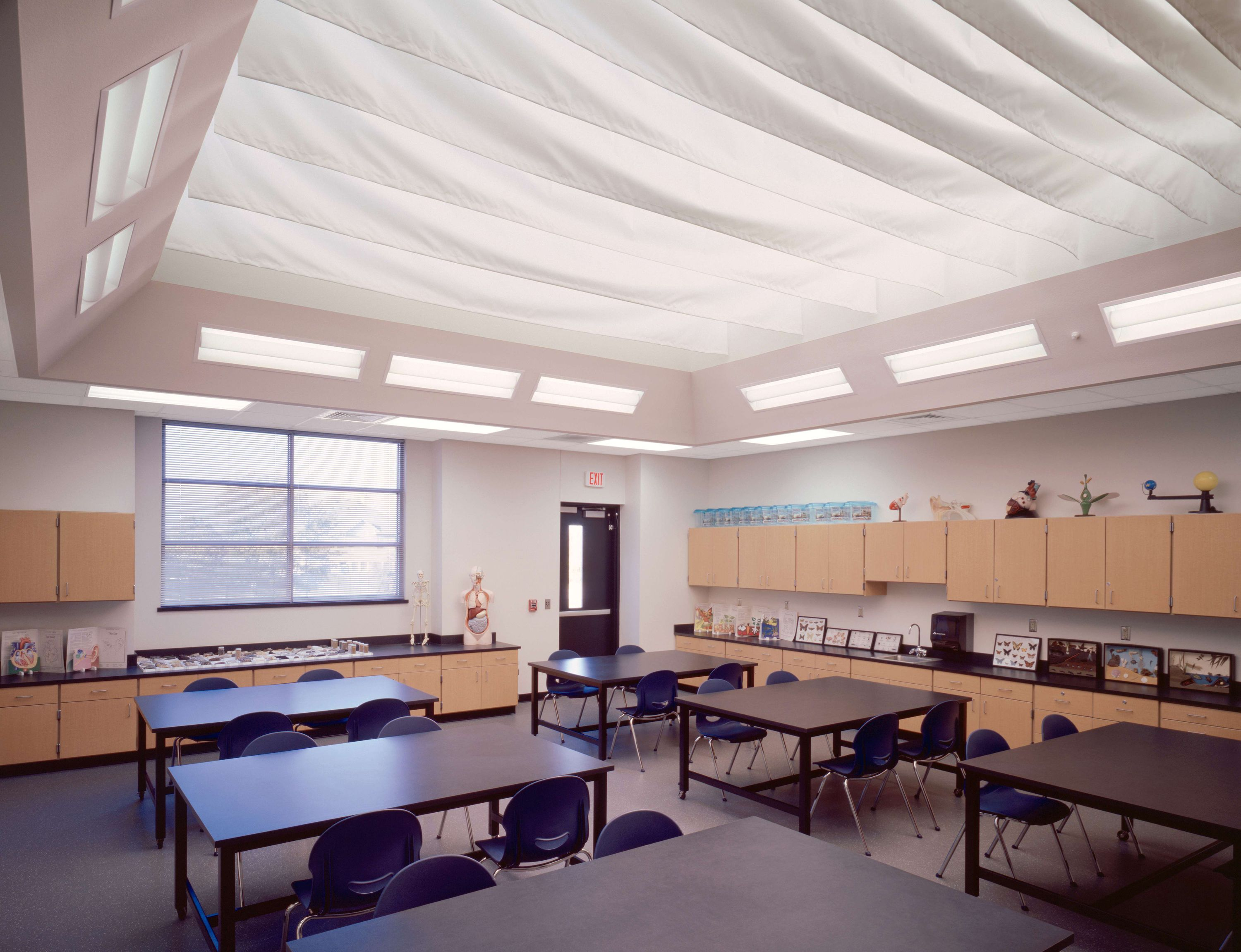 Classroom Design Project : Elementary science classroom layout hd tv lab