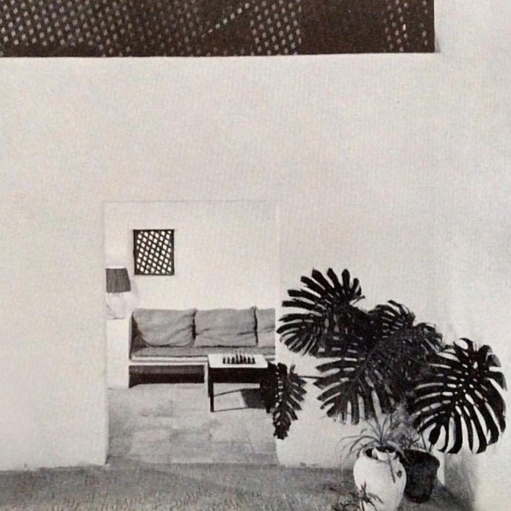 Flora Decor Tile The Farmhouse Of Artistdesigner Dan Rasmussen Benisa Spain