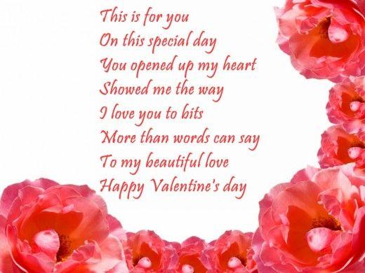 For him verses valentines 20 Valentine's
