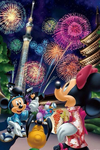 Happy Chinese New Year Walt Disney Mickey Mouse Minnie Mouse Pictures Disney Mouse