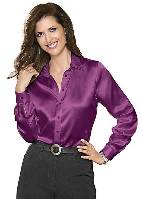 Sexy lila Shirts