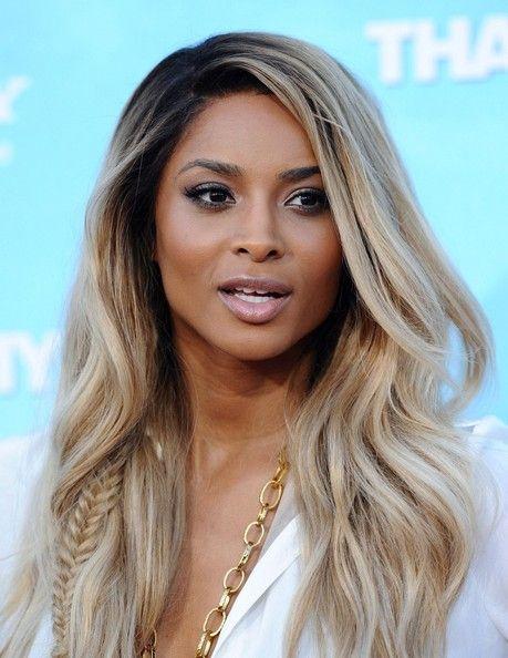 Ciara Photostream Bold Hair Color Dark Skin Blonde Hair Perfect Hair Color