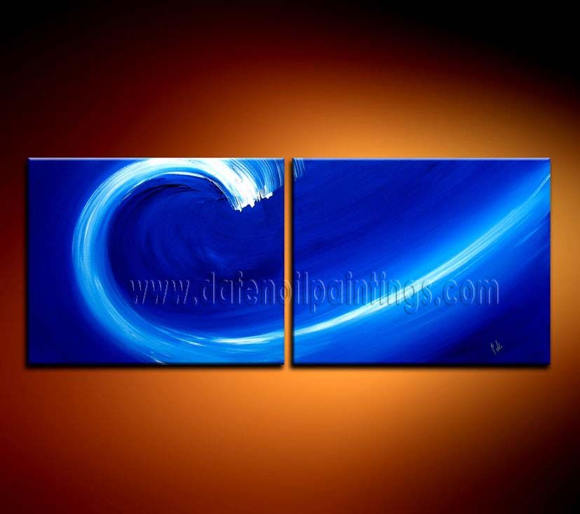 Modern Oil Paintings on canvas abstract painting -set08137 - Click Image to Close
