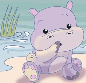 Nilpferdwasche Eine Massagegeschichte Geschichten Fur Kinder Auditive Wahrnehmung Fantasiereisen Fur Kinder