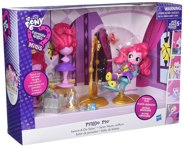 Amazoncom My Little Pony Equestria Girls Pinkie Pie Switch