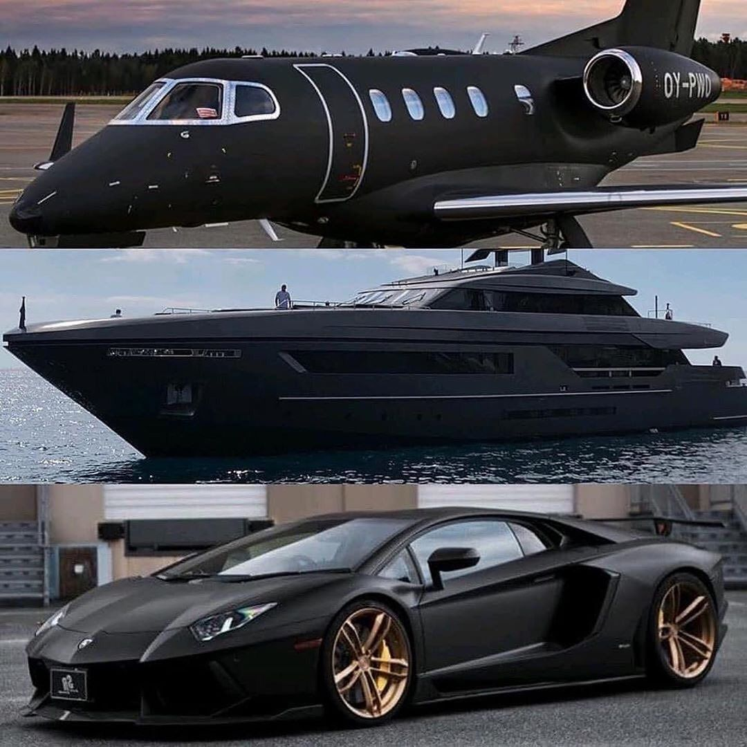 "Blavish on Instagram: ""Which would you choose? 1,2,3 ♠️ Plane, Yacht, or Car? ♠️ Comment your thoughts below ♠️ Tag a friend so they can pick ♠️——————————————————…"""