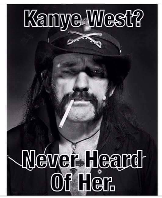 Neither Who Is She Lemmy Metal Music Lemmy Kilmister