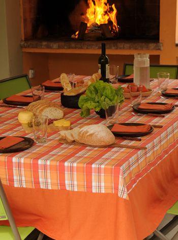 Mantel a cuadros compra la ficha con el paso a paso en www.eviadigital.com