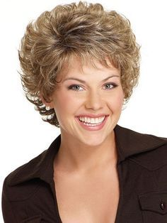 Awesome Older Women Curled Hairstyles And Hairstyles On Pinterest Short Hairstyles Gunalazisus