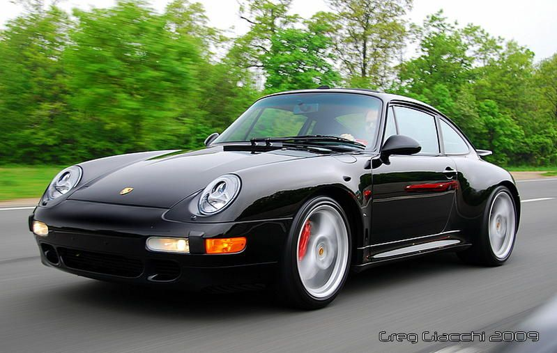 Perfect Black Porsche Carrera 4s Everyday993 Porsche