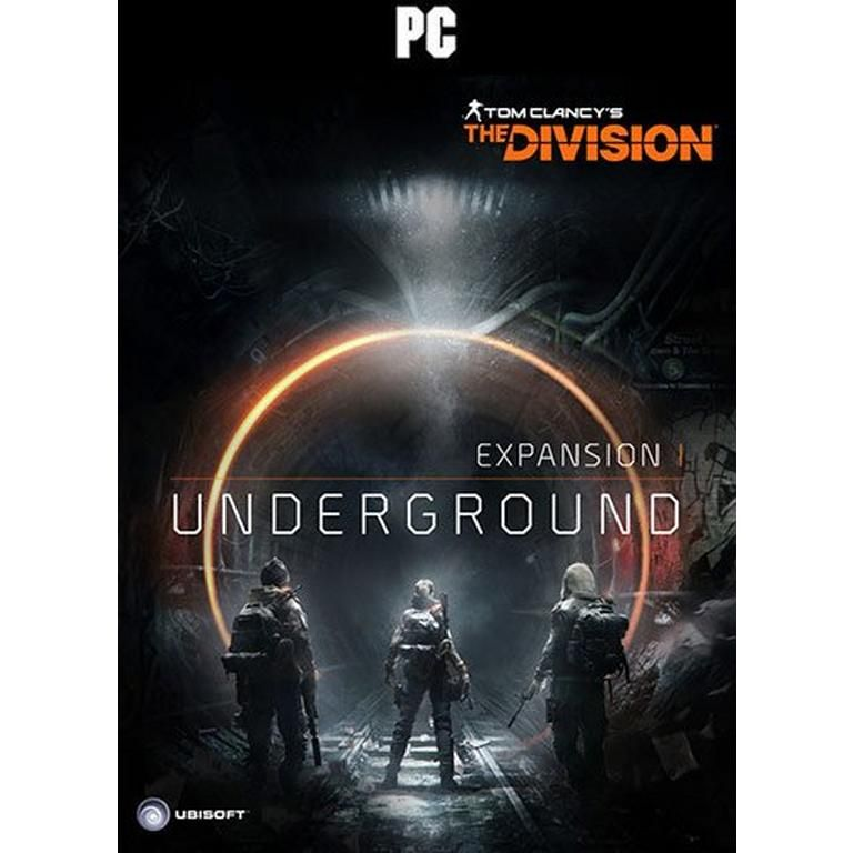 Ubisoft Digital Tom Clancy S The Division Expansion 1 Underground Pc Download Now At Gamestop Com In 2020 Tom Clancy The Division The Expanse Tom Clancy