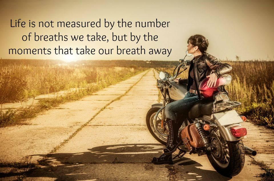 Biker Chic With Images Riding Quotes Biker Girl Motorcycle Women