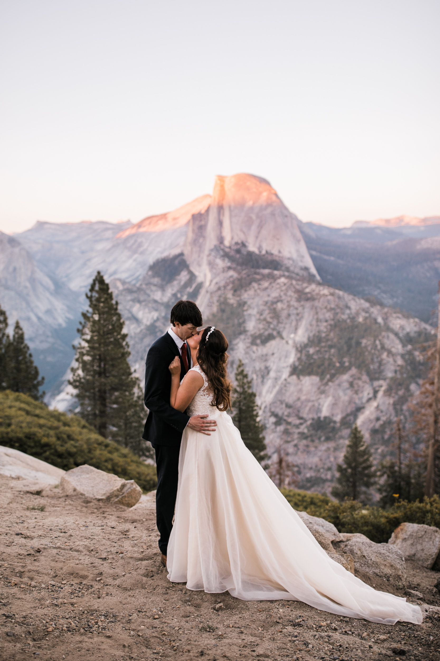 Yosemite National Park Adventure Elopement Yosemite Wedding Photographer Adventure Wedding Elopement Photographers In Moab Yosemite And Beyond The Hea Yosemite Wedding Adventure Wedding National Park Wedding