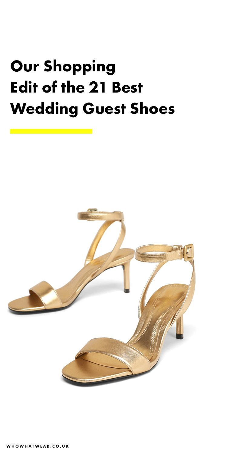 Out Of Ideas For What Shoes To Wear To A Wedding From Closed Toed Shoes To Midi Heels And Fabulous F Shoes For Wedding Guest Wedding Guest Shoes Wedding Shoes