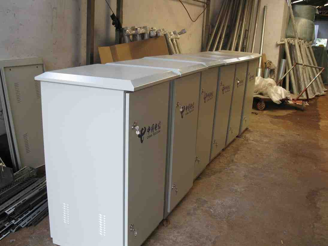 Outdoor Electronics Cabinet