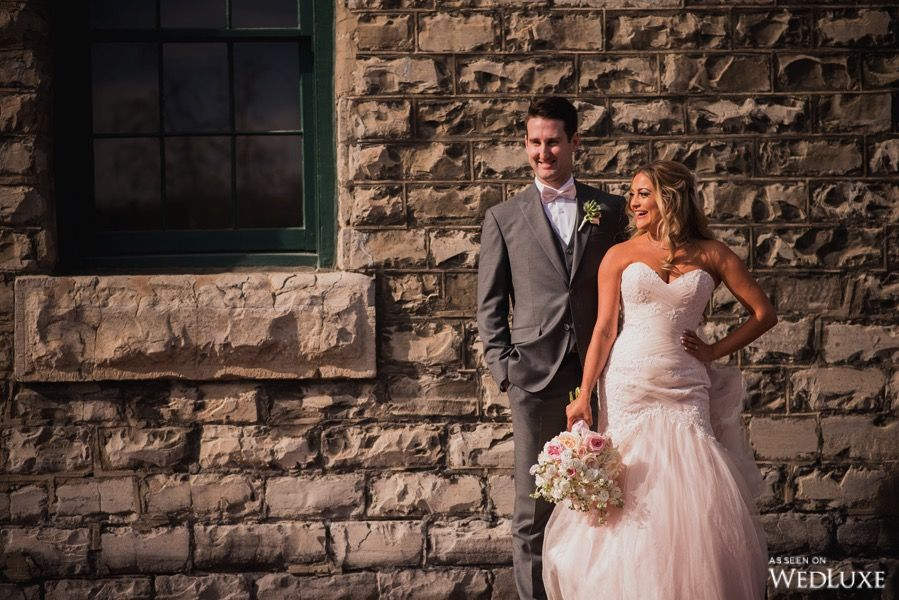 Wedluxe Industrial Elegance Photography By Robert Mauriell Photography Follow Wedluxe Industrial Elegance Wedding Strapless Wedding Dress Wedding Dresses,Fancy Ladies Dresses For Weddings