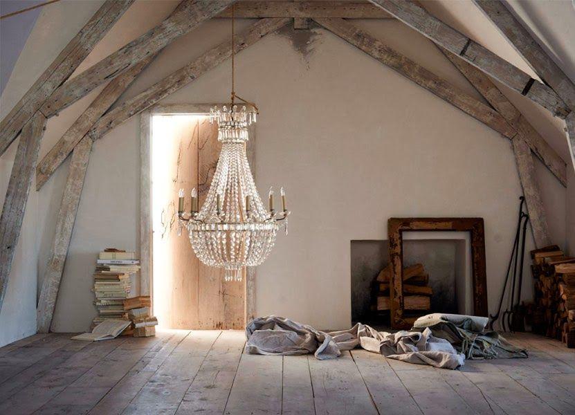 Habitually Chic Chic Ile Saint Louis Collection Attic Remodel Home Attic Design