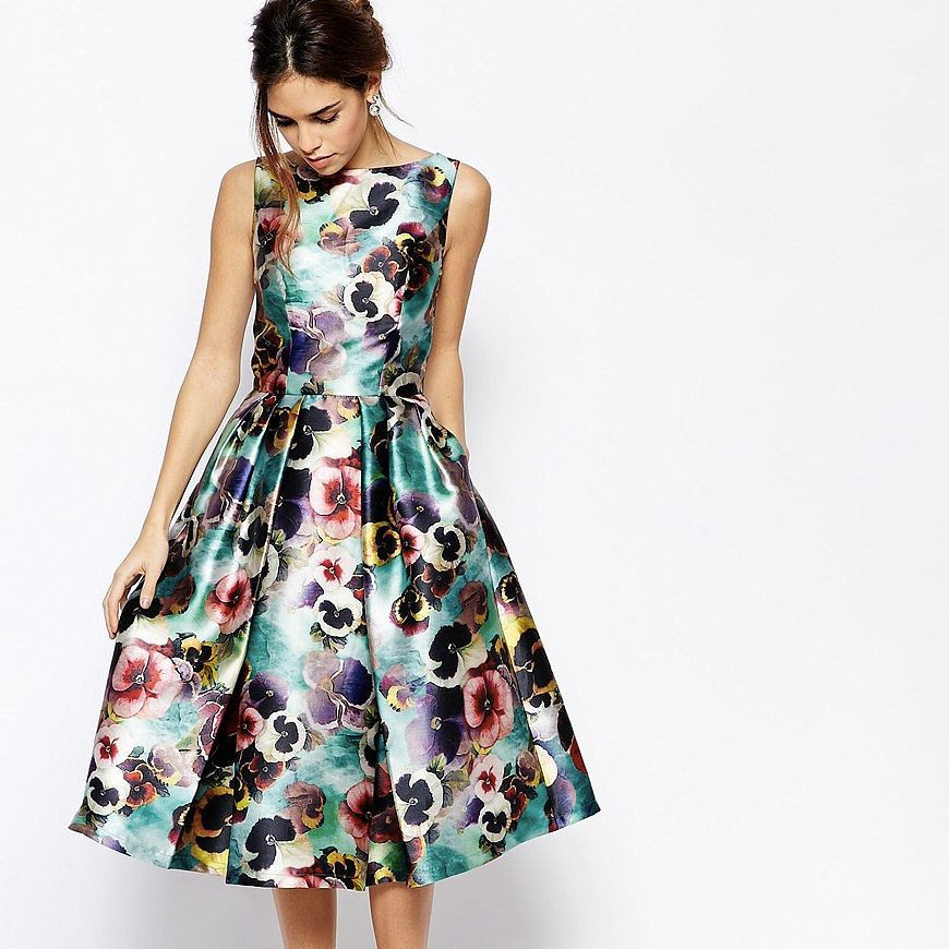 30 Gorgeous Wedding Guest Dresses For Under £60 | Wedding guest ...