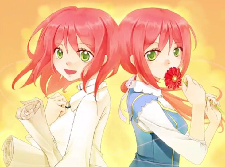 Akagami No Shirayukihime Shirayuki With Long Hair Is So Prettty Snow White With The Red Hair Red Hair Green Eyes Girl Anime Red Hair