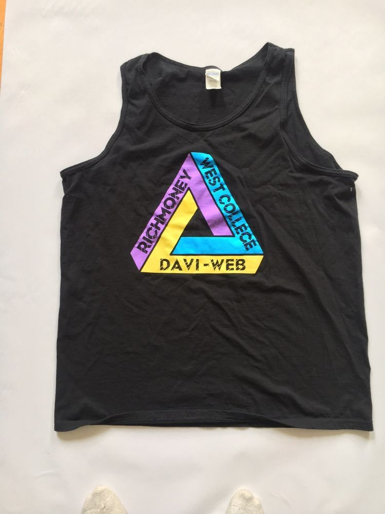 b661037c5825 palace skateboards Tank Top Size Xl Bootleg Supreme Off White Dope Hype Get  It  fashion  clothing  shoes  accessories  unisexclothingshoesaccs ...