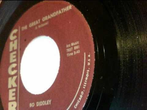 Bo Diddley - The Great Grandfather // Checker, 1959 //
