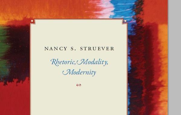 Rhetoric, Modality, Modernity