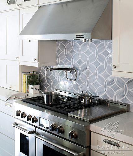 Polly Tile Backsplash From Ann Sacks Chic Kitchen Pinterest Delectable Ann Sacks Glass Tile Backsplash Plans